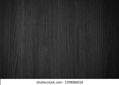 Black wood texture background. Dark black wood texture surface for background