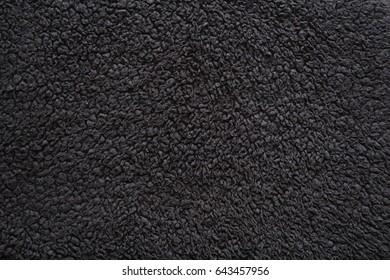 black wool,background image