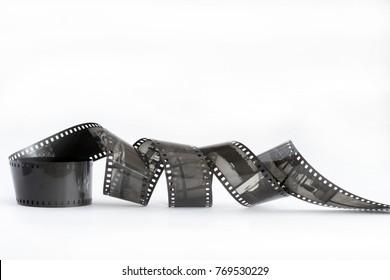 black-and-white slide film