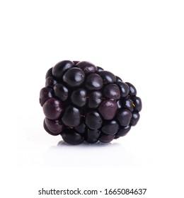 blackberry or fresh blackberry on a background new