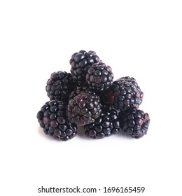 blackberry or fresh blackberry on a background new