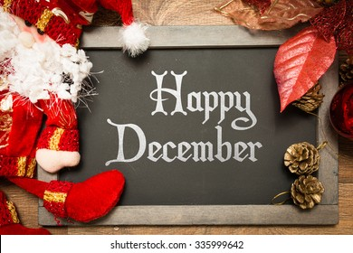 Hello December Images Stock Photos Vectors Shutterstock