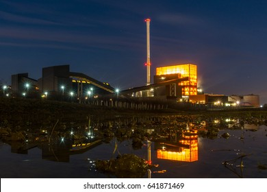 Blackburn Meadows Biomass Power Station