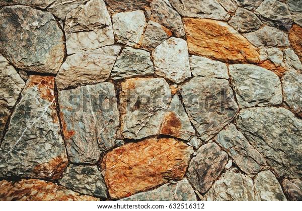black/gray/brown/natural stone floor texture design