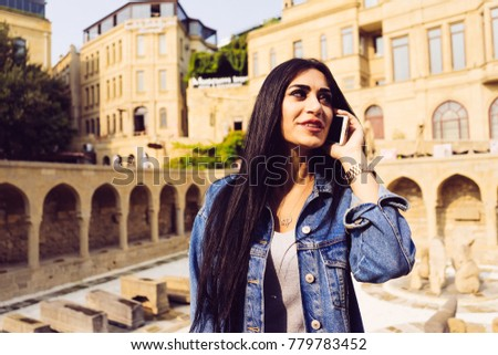 Azerbaijan city girl