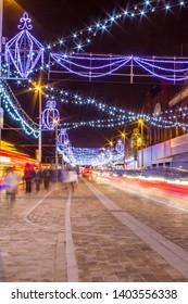 Blackpool Illuminations 2016  - Blackpool, UK - 16 Sep 2011