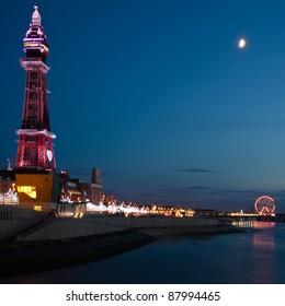 Blackpool Tower illuminations