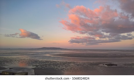 Blackrock Beach view from Train Station
