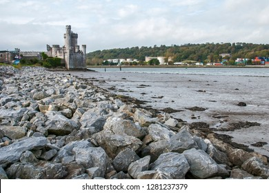 Blackrock Castle  in Cork, Ireland.