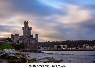 Blackrock Castle in Ireland