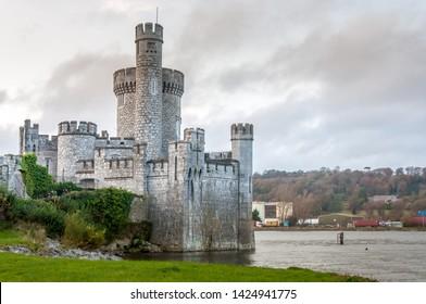 Blackrock Castle Observatory Cork Ireland landmark medieval