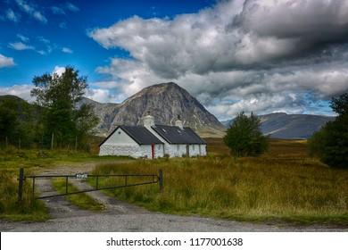 Blackrock Cottage Glen Coe