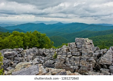 Blackrock Summit, Shenandoah National Park