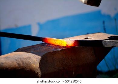 Blacksmith, fireworks,manual