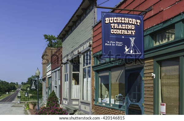 Blackwater Usa August 08 2014 Shop Stock Photo (Edit Now) 420146815