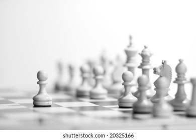 Black&White Chess