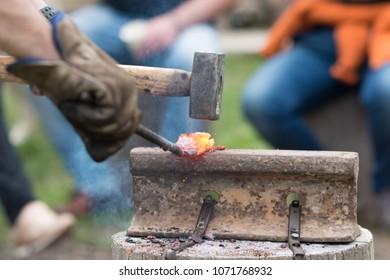 Anvil Hammer Images, Stock Photos & Vectors | Shutterstock