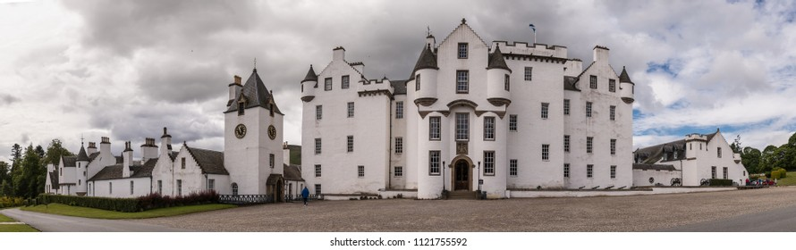 Blair Castle panorama for you