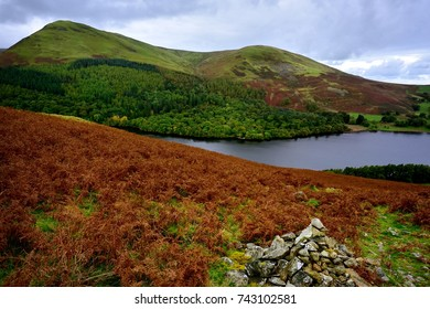 Blake Fell and Burnbank Fell above Loweswater