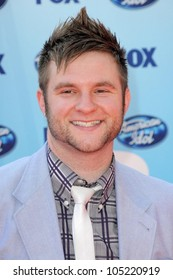 Blake Lewis at the 'American Idol' Grand Finale 2009. Nokia Theatre, Los Angeles, CA. 05-20-09