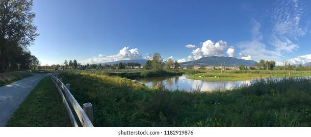Blakeburn Lagoons Park, Port Coquitlam, BC, Canada 2018-09-17