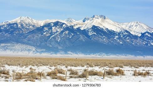 Blanca Peak in Colorado