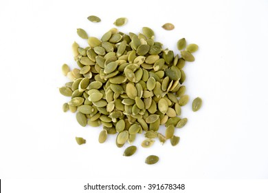 blanched pumpkin seeds - organic food - ingredients