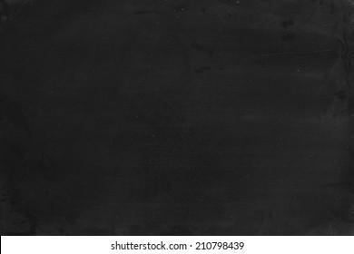 Blank Blackboard./ Blank Blackboard.