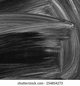 Blank Blackboard/ Blank Blackboard