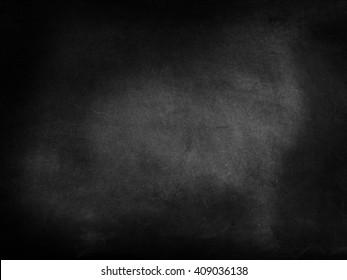 A blank blackboard