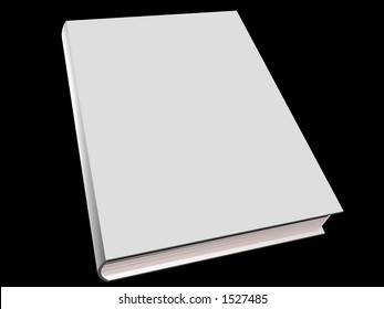 Blank Book -Customizable Cover!