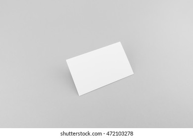 Blank business card postcard with soft shadows ez canvas blank business card with soft shadows reheart Gallery