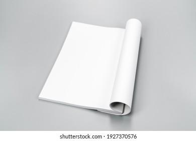 Blank catalog, magazines, book mock up