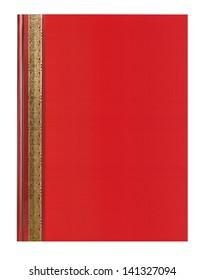 Blank fairytale book cover