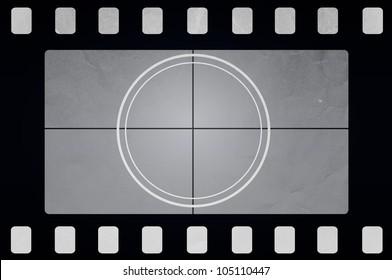 Blank film 35mm