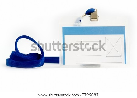 blank id card badge copy space stock photo edit now 7795087