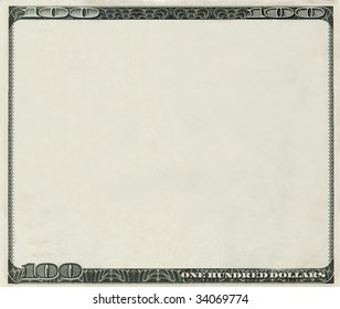 blank money background for design with copyspace