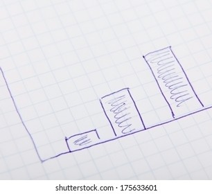 Blank note paper
