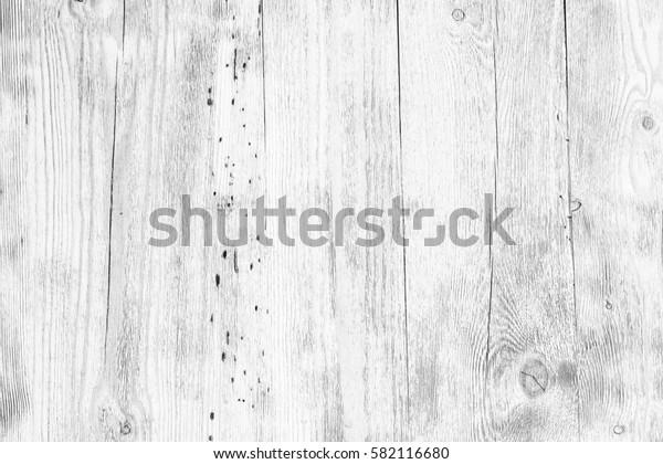 Blank oak grey wooden board surface