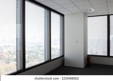 blank office space