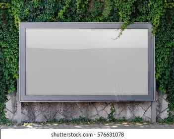 Blank outdoor, Bilboard Plus