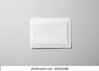 Blank padded Envelope Mock-up, ready to replace your design