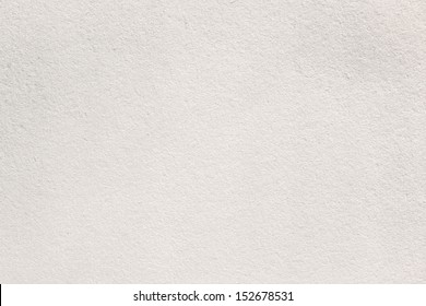 Blank paper list surface
