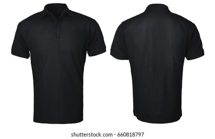 Blank Vneck Shirt Mock Template Front Stock Photo Edit Now