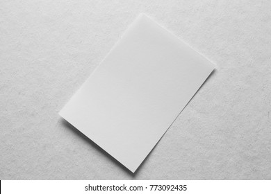 Blank portrait A4. brochure magazine isolated on gray, changeable background / white paper isolated on white wall.