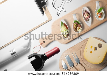 blank restaurant menu template on white stock photo edit now