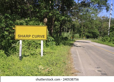 blank road sign on sunny day