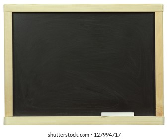 blank school chalkboard, can add your own text for background