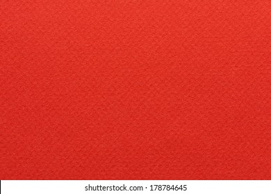 Blank textured red paper background