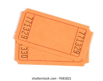 vector vintage blank paper tickets stock vector royalty free